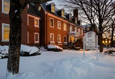 Ready for winter at The Exeter Inn
