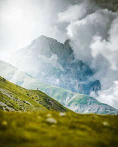 """Photographer Eugenia Di Pasquale tells us about one of her favourite summer destinations, Gran Sasso in Abruzzo. """"This is a place where you can find peace."""""""