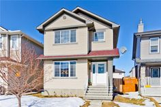 Welcome to this well-kept two storey 2006 built PACESETTER HOMES-Andalusian B model home. Diamond Realty & Associates Ltd. Selling Real Estate, Model Homes, Calgary, Home Buying, Open House, This Is Us, Shed, Outdoor Structures, Diamond
