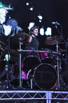 Drums - Tama - Roger Taylor - Duran