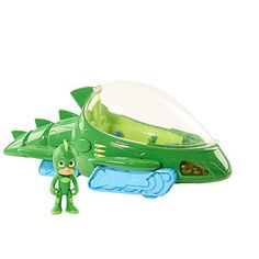 """Swim into action with the PJ Masks Gekko's Gekko-Mobile! Hear phrases from your favorite hero and see the headlights light up as you slide """"into the night to . All Toys, Toys R Us, Kids Store, Toy Store, Spiderman Theme, Pj Mask, Water Toys, Baby Birthday, Fourth Birthday"""