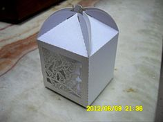 10 wedding Cage boxes no included ribbon by mooncakeshop on Etsy, $20.00
