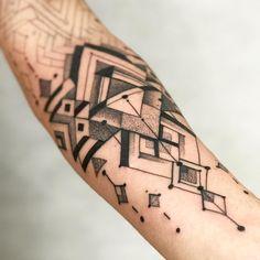 Tatuagem criada por Brian Gomes de São Paulo.
