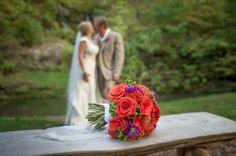 Real Wedding: Kristi and Jason's Portraits