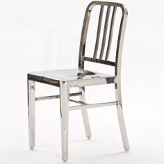 lexmod dining chair | Furniture > Dining Room furniture > Chair > Aluminum Side Chair