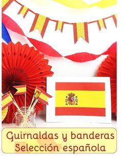 Guirnaldas selección española