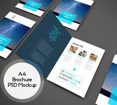 New Free Photoshop PSD Mockups for Designers (25 MockUps)