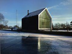 2by4 Architects : Loosdrecht Island House - ArchiDesignClub by MUUUZ - Architecture & Design