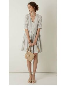 linen dresses are perfect for summer