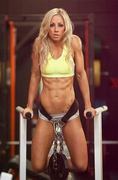 THEM abs though!