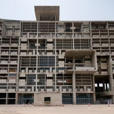 Chandigarh, India (Le Corbusier)