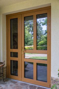 Entrance Doors, Natural Materials, Windows, Wood, Beautiful, Beauty, Entry Doors, Entrance Gates, Woodwind Instrument