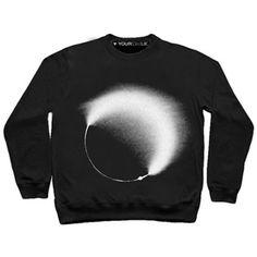 SOLAR Black Sweatshirt