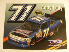 Andy Lally - NASCAR - Racing Photo Card (8.5 in. x 11.0 in.)(Sprint - Car #71 / TRG Motorsports) Unknown,http://www.amazon.com/dp/B005TVOMFO/ref=cm_sw_r_pi_dp_ULw.sb19CCMR7GX8
