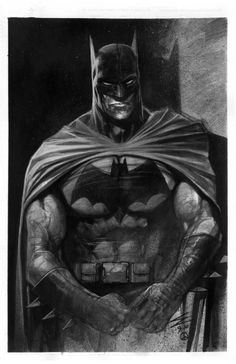 Batman by Eddy Newell