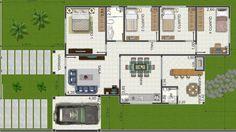 Casa para sítio 9