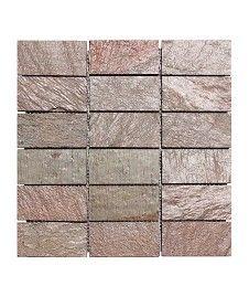 Terre Copper Straight Brick