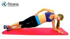 Sayonara Saddlebags 20 Minute Outer Thigh Workout – Outer Thigh Exercises. LOVE Fitness Blender