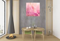 Frozen roses - silver and pink abstract - Ivana Olbricht Pink Painting, Light Painting, Acrylic Painting Canvas, Abstract Paintings, Golden Color, Silver Color, Frozen Rose, Pink Abstract, Purple Rain