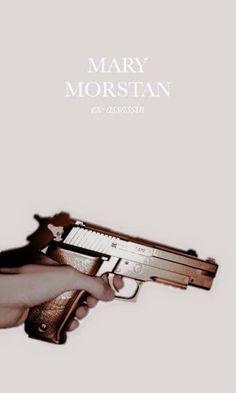 Mary Morstan: Ex-assassin