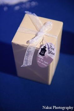 The bride designed all of the wedding stationary, favor cards, signage, gift baskets, and welcome letter.