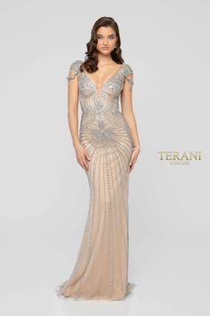 054393cc4d5b0 #TERANICOUTURE #PROM #REDCARPET #FASHION Pageant Dresses, Formal Dresses,  Mermaid Gown