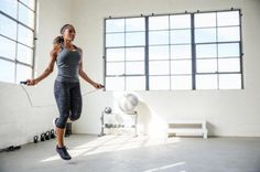 "5 CrossFit-Inspired Exercises To Make You A Better Runner  Running is very taxing on the core, so if your core is solid and strong, it makes everything easier,"" Wells tells Yahoo Health. The kettlebell swing is typically thought of as a power or conditioning exercise, but it also rips your core. That's because swinging the kettlebell pulls your body forward; your core has to engage in order to control the momentum of the swing and to keep you from falling on your face."