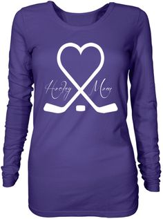 Are you a Hockey Mom? CLICK LIKE NOW  TAG Someone You Want To Buy This For You...  MORE OPTIONS HERE==>