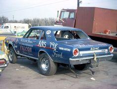 60s Funny Cars - Ken McCellen