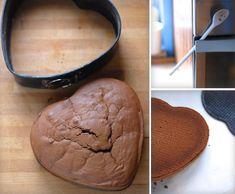 Pečení Sachr dortu Wiener Melange, Griddle Pan, Grill Pan