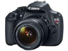 Canon EOS Rebel T5 (Canon EOS Rebel T5 18.0 MP Digital SLR Camera - Black - EF-S 18-55mm IS II lens) $400