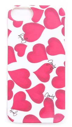 Juicy Couture Darling Heart iPhone 5 Case