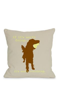 Another pillow!!