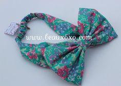 Pretty Floral Liberty Fabric Cute Kawaii Rockabilly by beauxoxo, £10.00