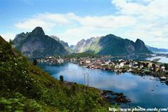 ♥ Lofoten, North Norway
