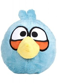 Isn't this blue bird soft toy from Angry Birds too cute and adorable? So, gift this to your little one this season and watch him/her have a gala time playing with this little angry birdie.