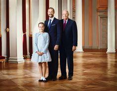 Noruega celebra el cumpleaños de la futura reina, Ingrid Alexandra, con unas fotos oficiales