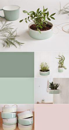 mintlametta: mit pflanzen abhängen