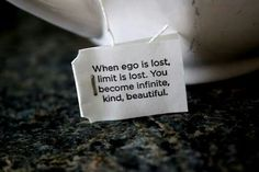 Make quote tags for teabags