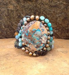 Unique one of a kind Native American inspired wire by silverlv, $148.00