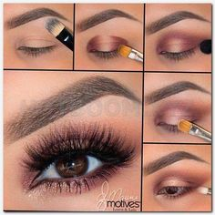 hair and #makeup style for wedding, best makeup pictures, stunning wedding makeup,