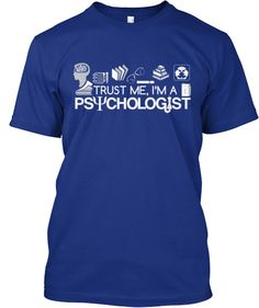Limited Edition Psychologist T-Shirt | Teespring
