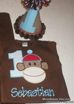If I do Sock Monkeys we might have to have Chris make this for Conor