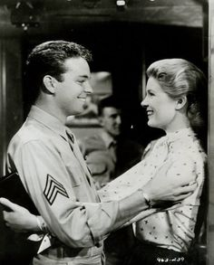 For more pics and info from Peyton Place all about Lana Turner's abusive romance with mobster Johnny Stompanato, and his homicide at the brave hands of Lana's daughter Cheryl, visit my website! Old Hollywood Stars, Hollywood Actor, Classic Hollywood, Cheryl Crane, Russ Tamblyn, Lana Turner, Classic Movies, Famous Faces, Entertainment