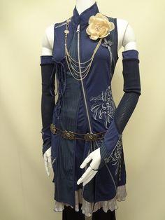 Ozzon Japan Ozz Oneste dress worn here: http://couturgatory.blogspot.com/2013/06/the-ozzc-2.html