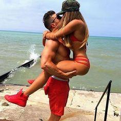-Fit Couple Goals . Tag BaeModels: @cassandrasolness jleofit_nurse -