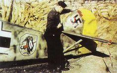 Bf 109E3 6.JG51 (Y1+) Priller France Oct 1940