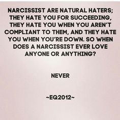"Hi Hater! Narc Knowledge (@narcknowledge) on Instagram: ""@Regranned from @narcissist.psychopath.free - @empathqueen2012 repost #toxic #pathologicalliar…"""