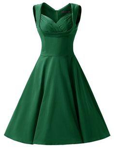 Dresstells, Version2.0 Vintage 1950's Audrey Hepburn robe de soirée cocktail, bal style années 50 Rockabilly Swing: Amazon.fr: Vêtements et accessoires