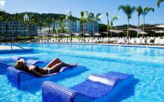 Hotel Riu Palace Costa Rica, Costa Rica 5 star hotel. The hotel is located in Guanacaste on the edge of the beach of Matapalo